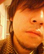 頬骨+あご髭好き
