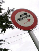 HARD PUNCHER