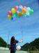 風船でバルーン