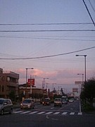 08年度*静岡県立富士高校31HR*