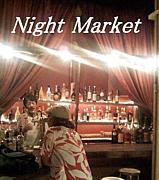 Night Market-大阪