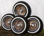 $Dayton Wheel$