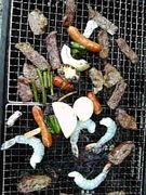 BBQ好きなんです!!
