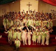 Heavenly Wind Gospel Choir