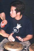 坂井秀彰  -percussionist-