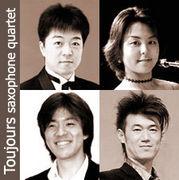 Toujours Saxophone Quartet