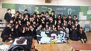 摂津高校三年二組