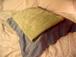 枕の上にタオルのせて寝る