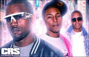 CRS (Lupe, Kanye & Pharrell)