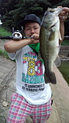DREAMING LUNKER BASS