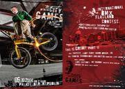 BMX FLATLAND as art