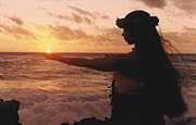 ハワイのクムフラとフラダンス