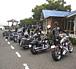 一本松Cafe on Blue-Bikers