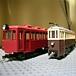 軽便鉄道・ナローゲージの模型