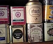"""紅茶""""缶""""コレクション"""