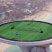 品川 tennis