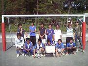 「ギャル男」ってサッカーチーム