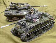 シャーマン戦車が好き!