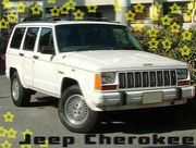 ●Jeep Cherokee in 関西●