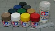 水性塗料でプラモ作ろう!