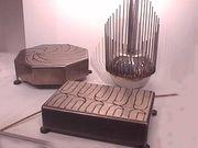 金属打楽器 metal percussions
