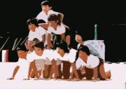 小学校で運動会(大人限定)