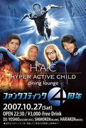 HYPER ACTIVE CHILDREN