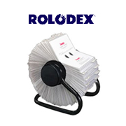 ROLODEXローロデックス名刺整理