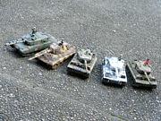 VSTANKで、ラジコン戦車道