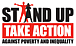 STAND UP TAKE ACTION