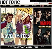 【公式】HOT TOPIC JAPAN