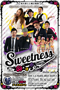 "No.1 R&B PARTY ""SWEETNESS"""