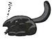 アニメに登場する猫が好き。
