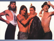 Red Hot Chili Peppers!!