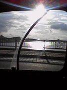 信濃川遡上 新潟からFBMへ