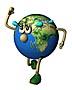 歩いて計って世界一周♪