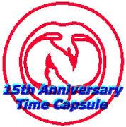 八潮中15周年タイムカプセル!