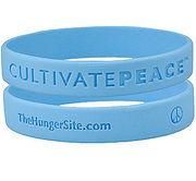 Cultivate peace bracelet