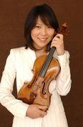 ヴァイオリニスト♪島田真千子