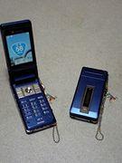 シャープ携帯電話