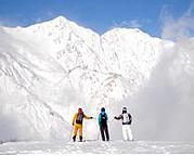 スキー&スノーボード 信州