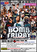 『BOMB FRIDAY』at OZON