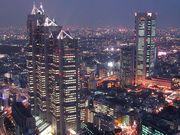 新宿にある夜景の綺麗なお店