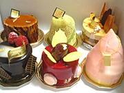 ケーキの写真(主に東京のお店)