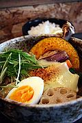 苫小牧スープカレー 恵比寿商店