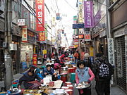 釜山国際市場