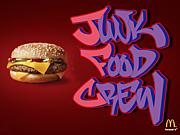 ☆JUNK FOOD CREW☆