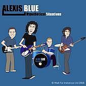 ALEXIS BLUE