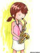 足立区立蒲原中学校第二音楽室