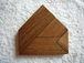 宿泊地にあるあの木製4Pパズル